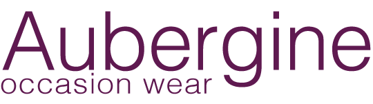 Aubergine Occasion Wear