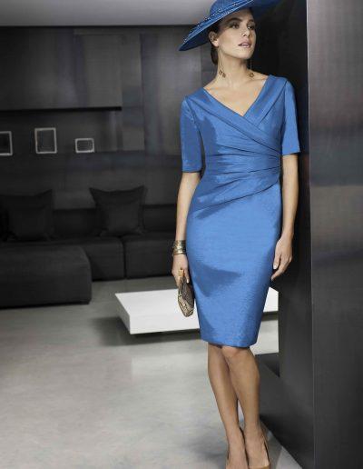 ISB821_Rich Turquoise Dress_ISB101