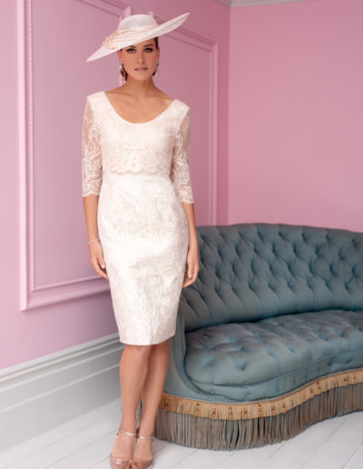 ISC913_Rose.Shell Dress_ISC101